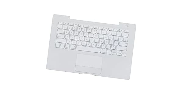 Bottom Case White Late 2007, Early 2008 Replacement for MacBook 13 A1181 Odyson