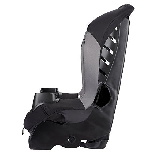 417vBv6248L - Evenflo Sonus Convertible Car Seat, Charcoal Sky