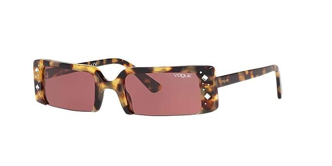 Vogue 0VO5280SB Gafas de sol, Yellow Havana, 57 para Mujer ...