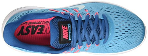 Glacier 843726 Women's Blue 601 Trail Running Nike Shoes Blue Blue Chlorine 5zdqnnR
