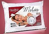 Travesseiro de Molas Cervical com Gomos Massageadores - Duoflex