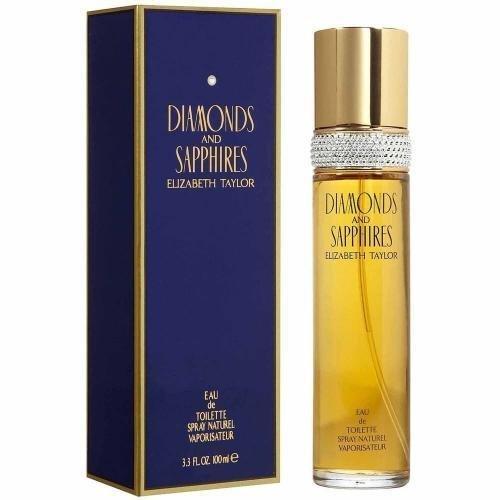 monds & Sapphires Ladies By Elizabeth Taylor - Edt Spray 3.3 OZ ()