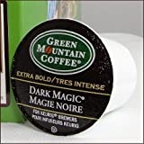 Green Mountain DARK MAGIC Extra Bold 120 K-Cups for Keurig Brewers For Sale
