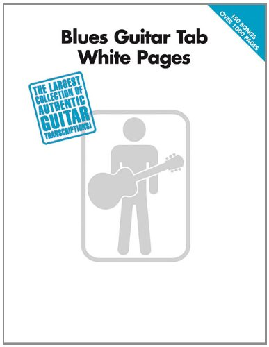 Tab Guitar Blues Songbook - Blues Guitar Tab White Pages