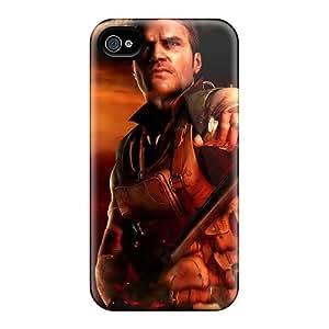 Uki3803qMLW Duke Nukem 3d Fashion Tpu 4/4s Case Cover For Iphone