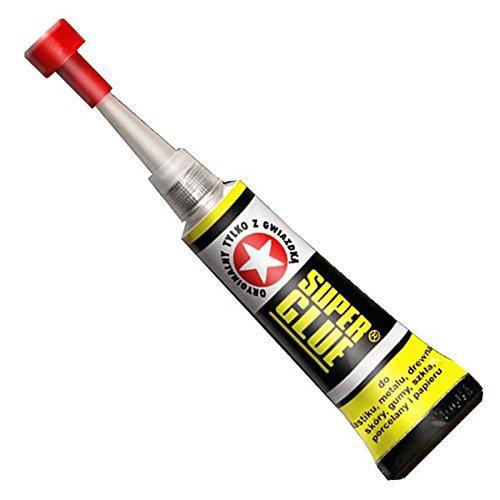 Extra Strong super colla istantanea 2 x 2G –  legno metallo plastica gomma fai da te x2 Super glue