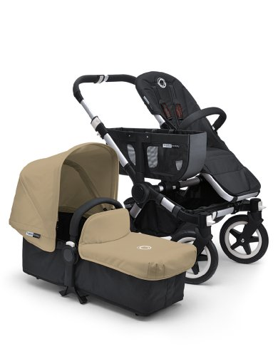 Bugaboo Donkey Tailored Fabric Set, Sand Discontinued by Manufacturer