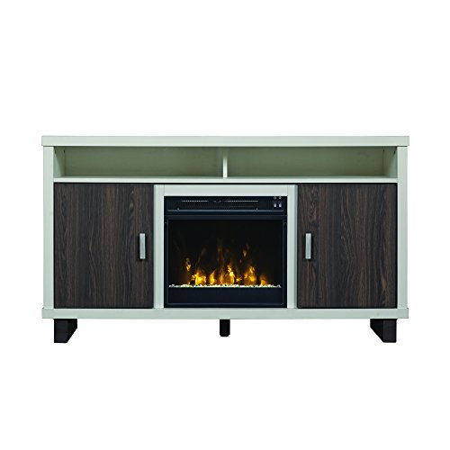 60 electric fireplace tv stand - 6