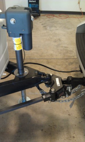 Husky Hb4500 4500 Lbs Brute Power Jack Just Rv Parts