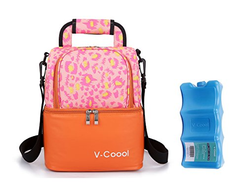 Breastmilk Backpack Insulated Double layer Waterproof