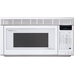 Microwave Convection Ovens Over The Range