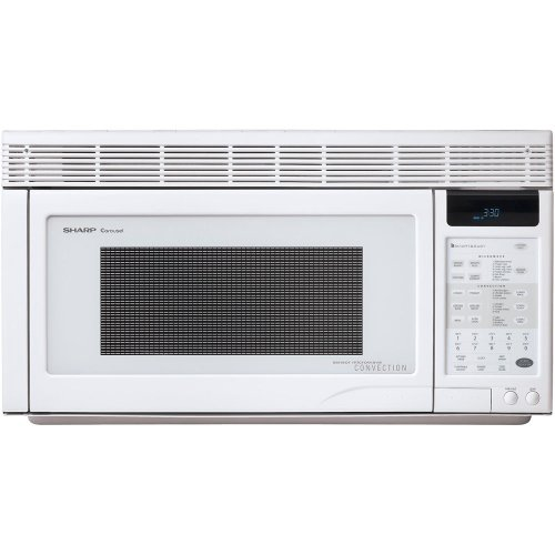 R 1871 1 1 Cubic Foot 850 Watt Convection Microwave