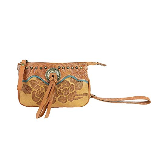 West Texas Rose Leather...