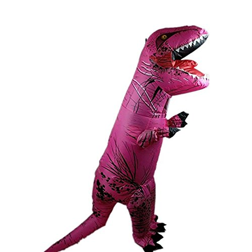 Costumes Ideas For Halloween Run (T-Rex Inflatable Kids Costume Dinosaur Fancy Dress)