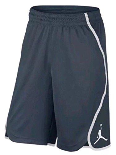 Jordan Air Basketball Shorts (NIKE Air Jordan Flight Victory Basketball Short AA5581 464 Size Small)