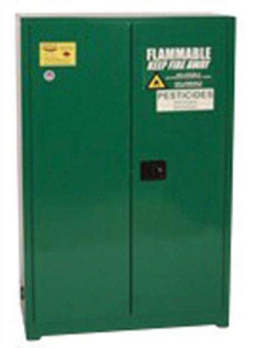 - Eagle PEST6010 Pesticide Safety Cabinet, Self Closing, 2 Doors, 31-1/4