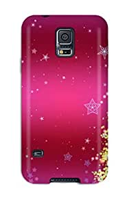 New Style Tpu S5 Protective Case Cover/ Galaxy Case - K