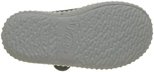 Victoria Mercedes Velcro Tintada, Zapatillas Unisex Niños Verde (Jade)