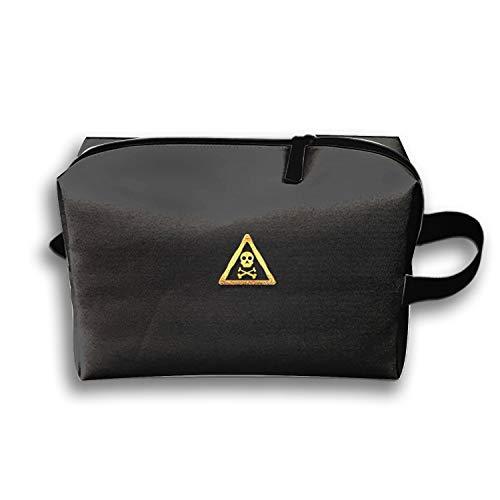 Amazon.com: Travel Cosmetic Bag Portable Makeup Pouch ...