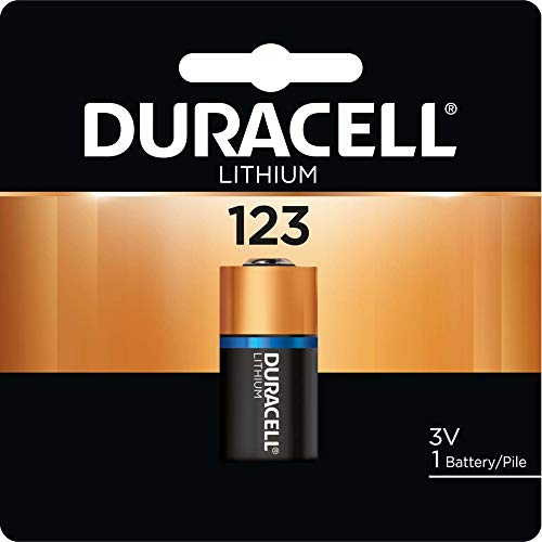 Duracell Dl123 Ultra Lithium Photo, 10 ()