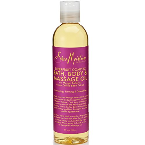 - SheaMoisture 8 oz SuperFruit Complex Bath, Body & Massage Oil