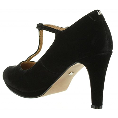 Zapatos de tacón de Mujer MARIA MARE 61033 C6431 PEACH NEGRO
