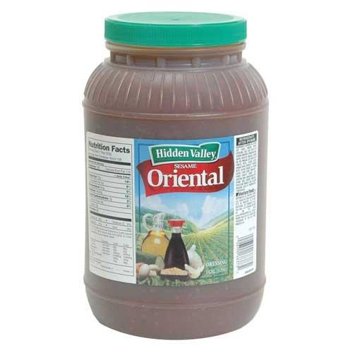 oriental salad sesame dressing - 5