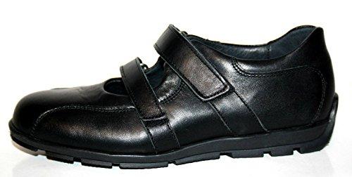 Juge-chaussures 301650 ballerines pour fille/femme-noir-taille 33