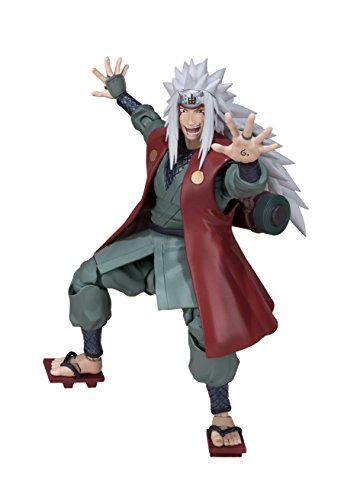 Bandai Tamashii Nations S.H. Figuarts Jiraiya Action Figure