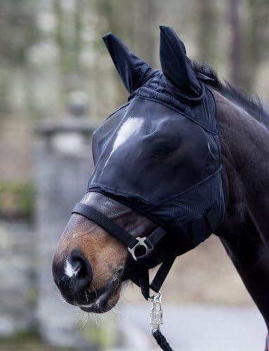 PFIFF Pony Fly Mask – Black