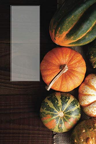 Pumpkin Fringe Recipes: 150 page Blank Recipe Book (Recipe 150) (Volume ()
