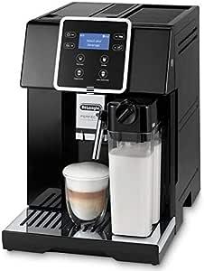 Delonghi ESAM 420.40.B Perfecta Evo - Cafetera automática con molinillo cónico, color negro: Amazon.es: Hogar
