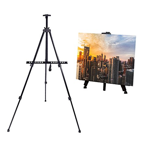 Ashford Hill Adjustable Tripod Easel 66