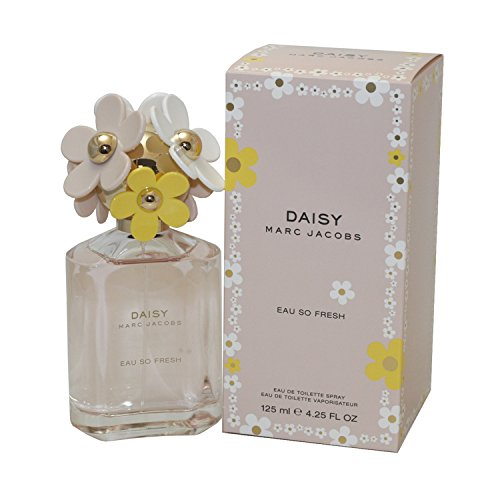 MARC JACOBS DAISY EAU SO FRESH by Marc Jacobs EDT SPRAY 4.25 OZ for WOMEN (Daisy Perfume Best Price)