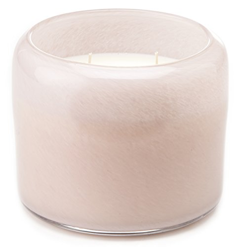 Alassis Collection No. 13 Large 2-Wick Scented Candle, Blush Orchid & Plum (Scented Blush)