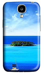 Samsung S4 Case Coasts And Islands 3D Custom Samsung S4 Case Cover