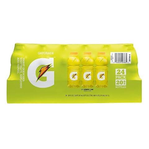 Gatorade Lemon-Lime - 24/20 oz. bottles