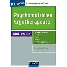 Psychomotricien Ergothérapeute : Tout-en-un (Je prépare) (French Edition)