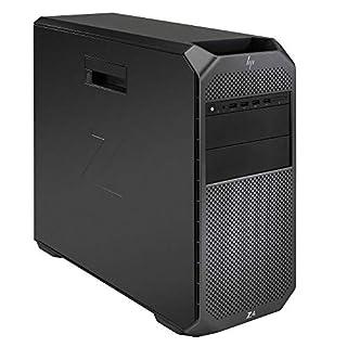 HP Z4 G4 Workstation W-2135 Six Core 3.7Ghz 64GB RAM 500GB NVMe Quadro P400 Win 10 (Renewed)