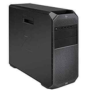 HP Z4 G4 Workstation W-2135 Six Core 3.7Ghz 8GB RAM 500GB NVMe 2TB Quadro P1000 Win 10 (Renewed)