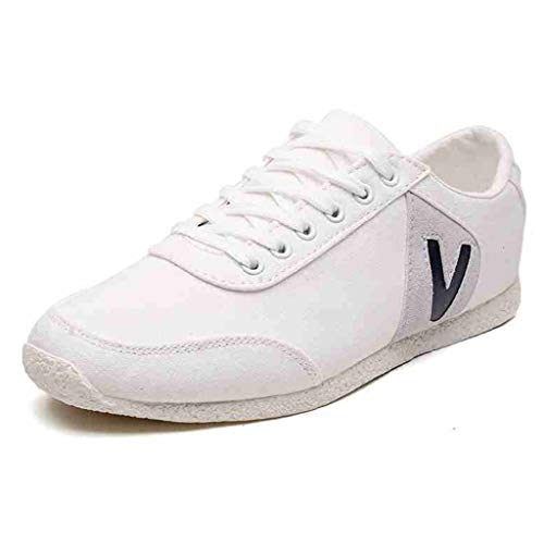 Size da scarpe And Color traspirante Black di di scarpe tendenza da and scarpe denim tela color tela Color uomo Estate WangKuanHome casual selvaggio White tela uomo Black di 41 white n0xqTwpSC