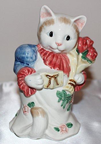 Fitz Floyd Cat Vase