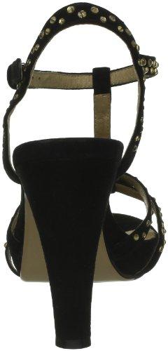 CADASTRE8ZERO - Sandalias para mujer Negro (Noir (010 Noir))