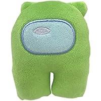 (4 inch) Among Us Game Plush Toy, Among Us Merch Crewmate Plushie Gifts,Cute Astronaut Stuffed Plush Figures Plush…