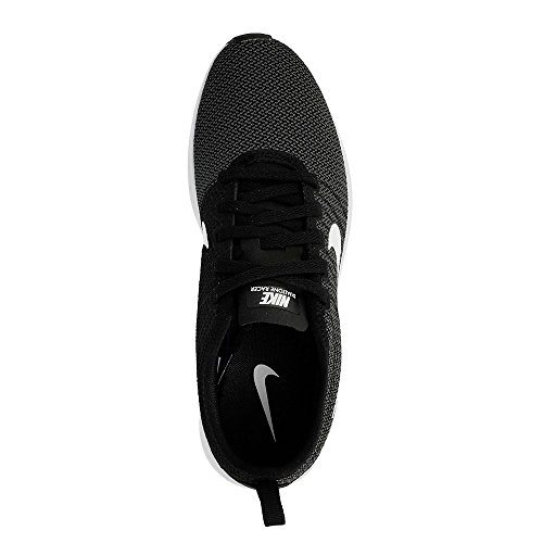 Nike Dualtone Racer Vrouwen Loopschoenen Donkere Stucwerk 917682-002 Wit-zwart