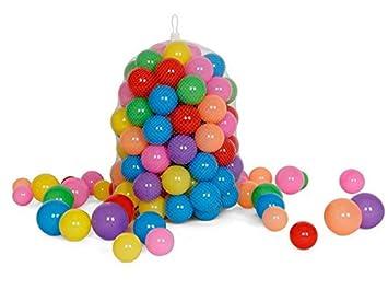 Juguete Pelotas 50 7 Pack Bolas Plástico BolasDiámetro Niños Cmmarinas Colores Piscina Para Stillshine De Los BeodrCx