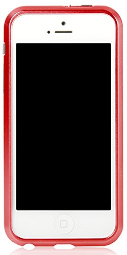 Odyssey rouge Innerexile Series Coque en Aluminium pour iPhone 5 et iPhone 5S