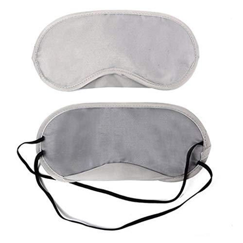 Gaddrt Pure Silk Sleep Eye Mask Padded Shade Nap Cover Blindfold Travel...