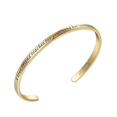 SOLOCUTE Bracelet Inspirational Christmas Thanksgiving product image