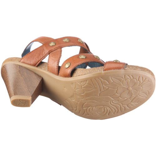 Caprice Caprice walking on air 9-9-28326, Damen, Sandalen Braun/Nut